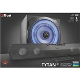 Компьютерные колонки с soundbar 2.1 Trust Tytan