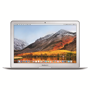 Sülearvuti Apple MacBook Air (2017) / 256 GB, ENG