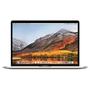 Sülearvuti Apple MacBook Pro (2017) / 15, Touch Bar, ENG