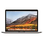 Sülearvuti Apple MacBook Pro (2017) / 13, Touch Bar, SWE