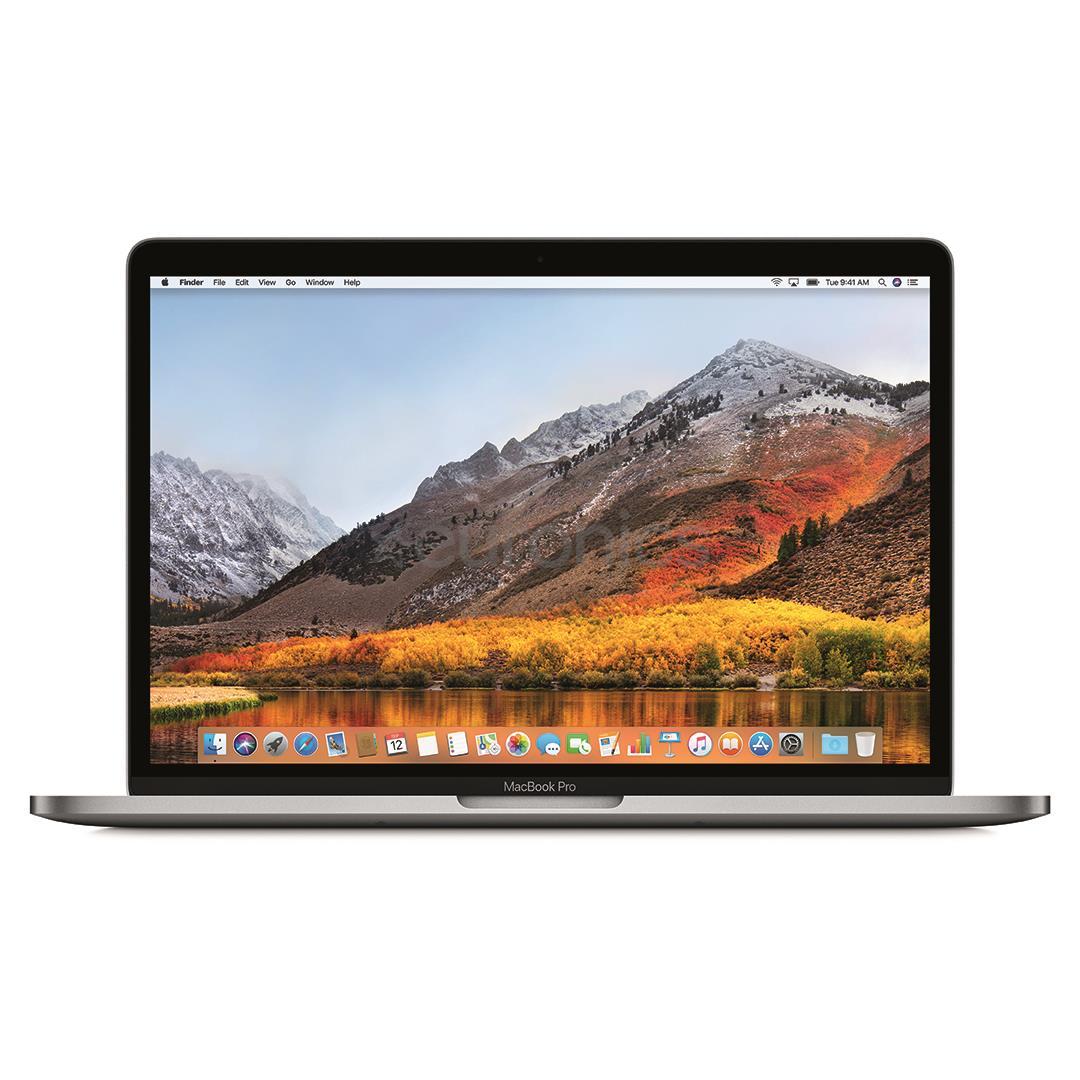 notebook apple macbook pro 2017 13 39 39 swe mpxt2ks a. Black Bedroom Furniture Sets. Home Design Ideas