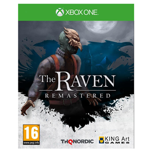 Xbox One mäng The Raven Remastered