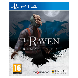 PS4 mäng The Raven Remastered