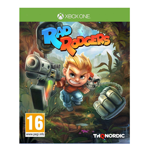 Xbox One mäng Rad Rodgers