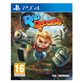 Игра для PlayStation 4, Rad Rodgers