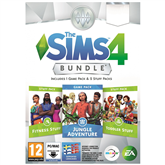 PC game The Sims 4 Bundle Pack 11