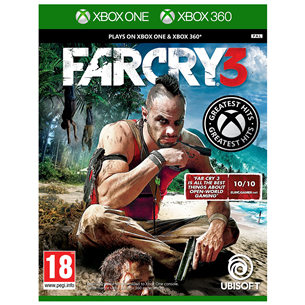 Xbox mäng Far Cry 3