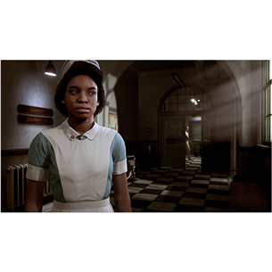 PS4 VR game The Inpatient