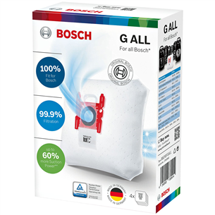 Dust bags Bosch PowerProtect