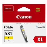 Tindikassett Canon CLI-581Y XL