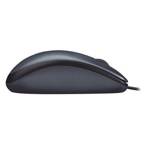 Wired optical mouse Logitech M90