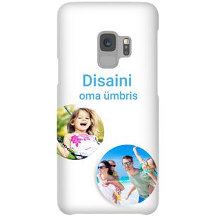 Disainitav Galaxy S9 läikiv ümbris / Snap