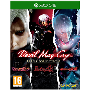 Xbox One mäng Devil May Cry HD Collection