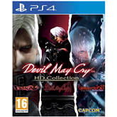 PS4 mäng Devil May Cry HD Collection