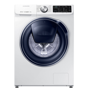 Washing machine Add Wash, Samsung (8 kg)