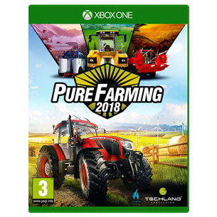 Xbox One mäng Pure Farming 2018