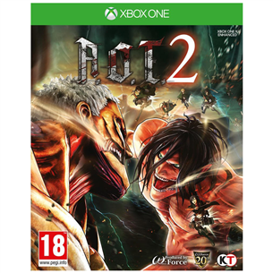 Xbox One mäng Attack on Titan 2