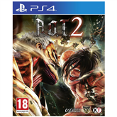 PS4 mäng Attack on Titan 2
