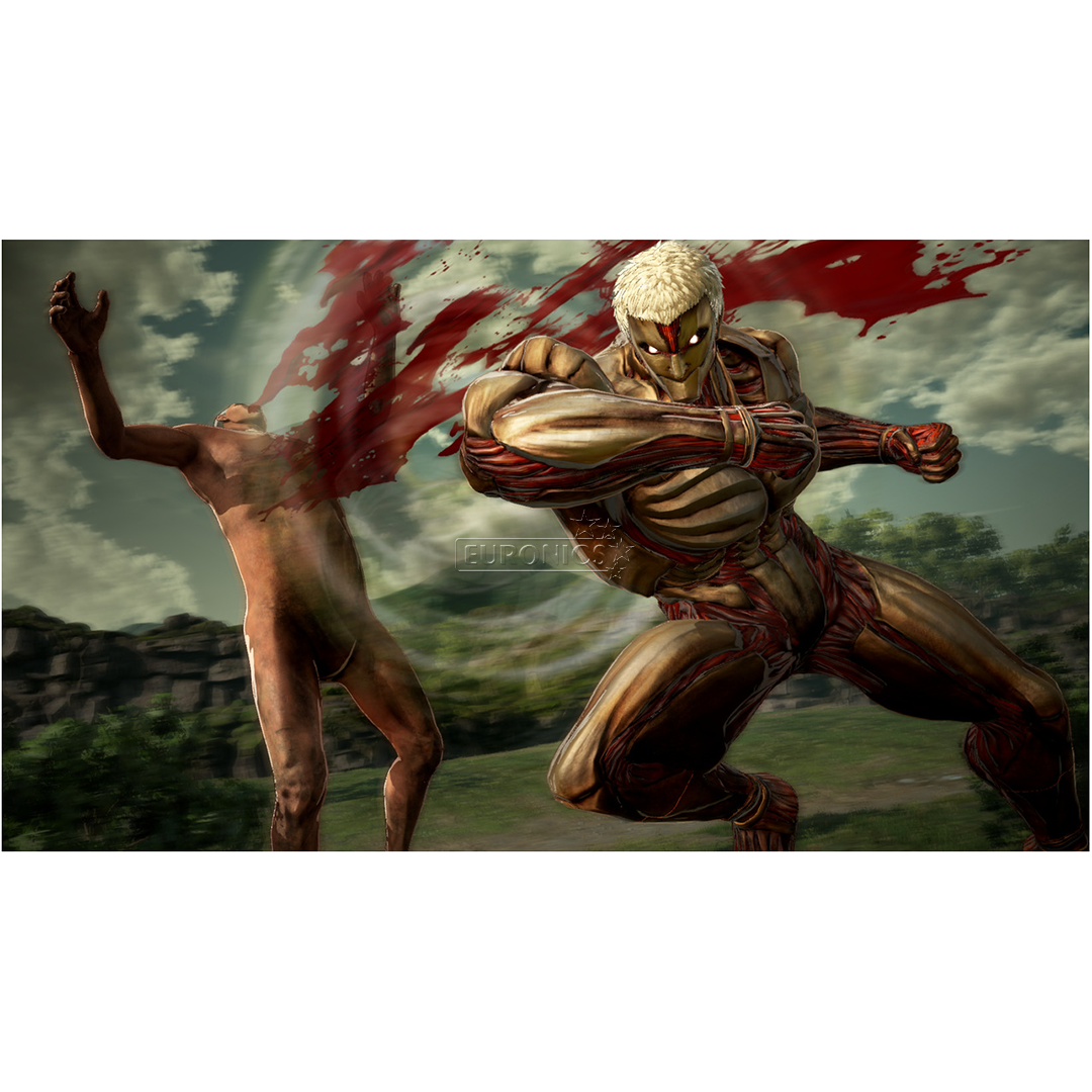 Ps4 Game Attack On Titan 2 5060327534294 Sony