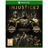 Xbox One game Injustice 2 Legendary Edition