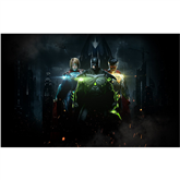 PS4 game Injustice 2 Legendary Edition
