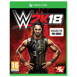 Xbox One mäng WWE 2K18