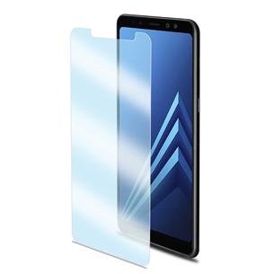 Galaxy A8 ekraanikaitseklaas Celly