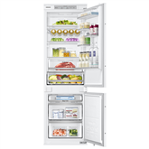 Built - in refrigerator, Samsung / height: 178 cm