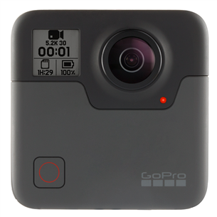 Seikluskaamera GoPro HERO Fusion