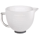 Glass bowl for Artisan mixer KitchenAid 4,83 L