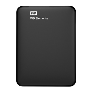 Väline kõvaketas Western Digital Elements Portable (4 TB)