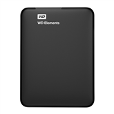 External hard drive Elements Portable, Western Digital / 4 TB