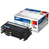 Toner set Samsung CLT-P4072C Rainbow Kit