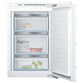 Интегрируемый морозильник Bosch (высота: 87,4 см)