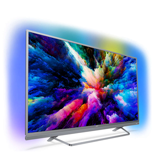 "55"" Ultra HD LED LCD-teler Philips"
