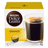 Coffee capsules Nescafe Dolce Gusto NDG Grande Nestle