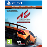 PS4 game Assetto Corsa Ultimate Edition