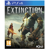 PS4 mäng Extinction