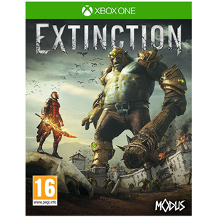 Xbox One mäng Extinction