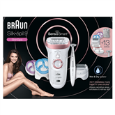 Эпилятор Silk-epil 9 SensoSmart, Braun