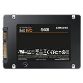SSD 860 EVO, Samsung / 500GB