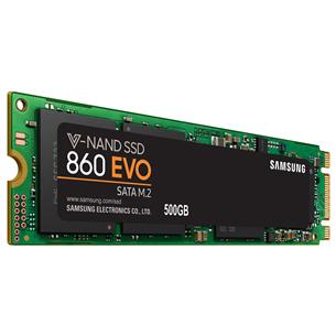 SSD Samsung 860 EVO M.2 (500 GB)