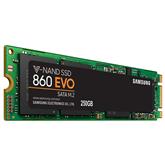 SSD Samsung 860 EVO M.2 (256 GB)