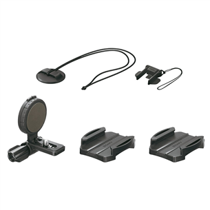 Seikluskaamera kiivrikinnitus Sony