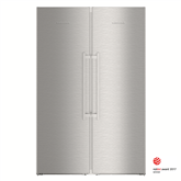 Side-by-side refrigerator Premium BioFresh NoFrost, Liebherr / height: 185 cm