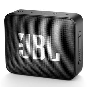Портативная колонка GO 2, JBL JBLGO2BLK