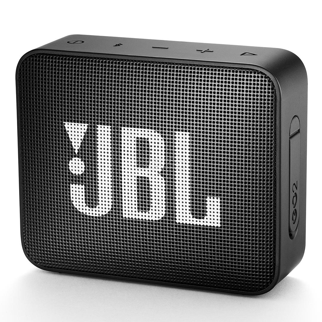 2c2985faec1 Portable speaker JBL GO 2, JBLGO2BLK