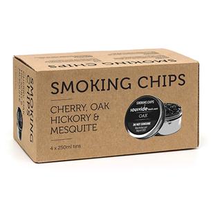 Smoking Chips puidust suitsutuslaastud Sage