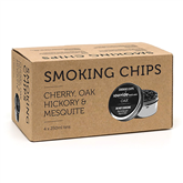 Smoking Chips, Sage