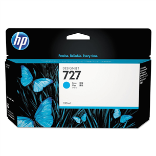 Ink cartridge HP 727 (cyan)